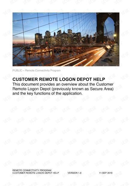 Customer_Remote_Logon_Depot_Help.pdf