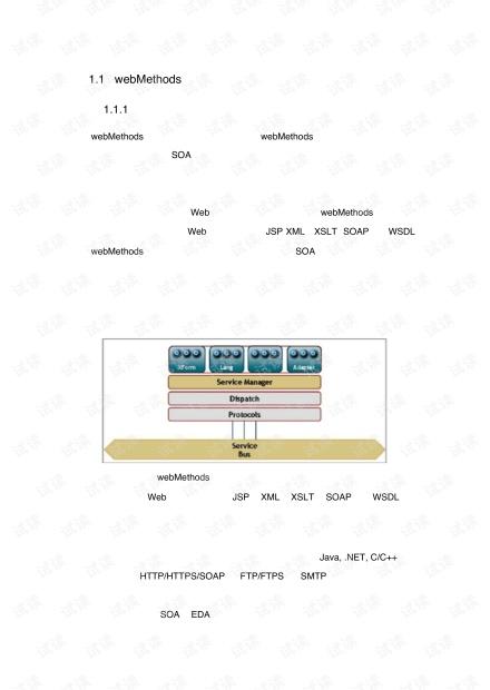 webMethods集成平台(SOFTAG).pdf