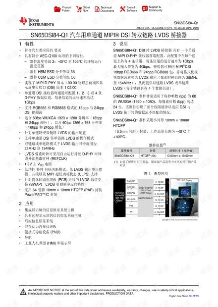 sn65dsi84-q1.pdf
