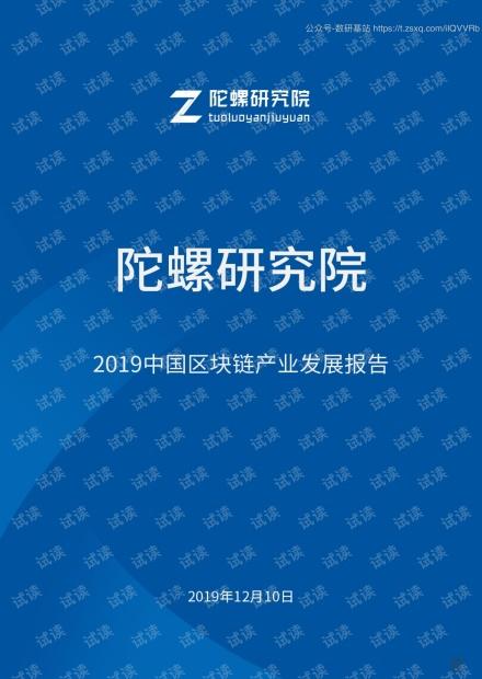 2019中国区块链产业发展报告.pdf