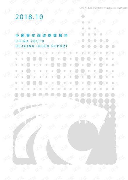 中国青年阅读指数报告(2018年10月)-2018.pdf