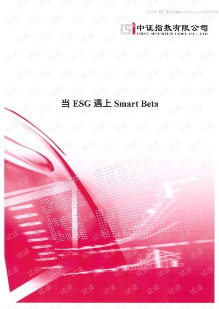 中证指数-当ESG遇上Smart Beta-2020.pdf