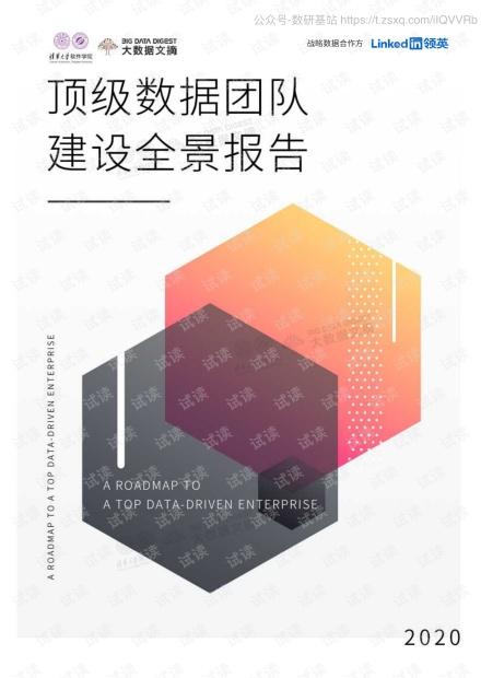 2020顶级数据团队建设全景报告-清华+领英-2020072020精品报告.pdf