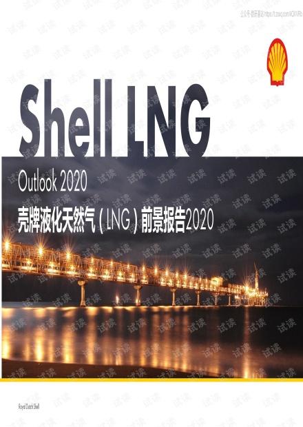 壳牌-2020液化天然气(LNG)前景报告-2020.2-37页精品报告2020.pdf