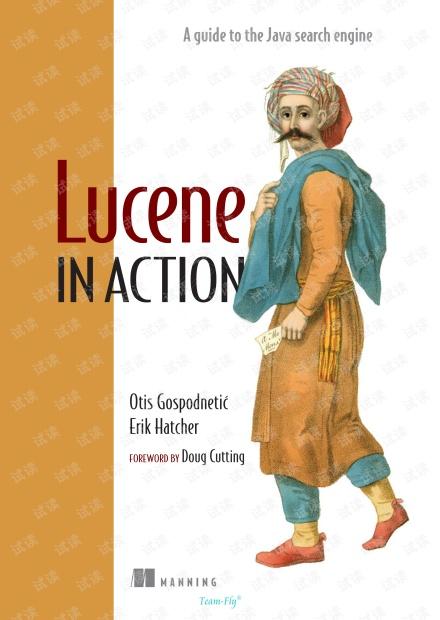 Lucene_in_ Action java search engine.PDF 搜索引擎教程