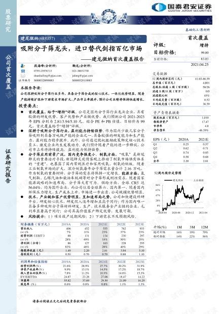 20210426-国泰君安-建龙微纳-688357-吸附分子筛龙头,进口替代剑指百亿市场.pdf