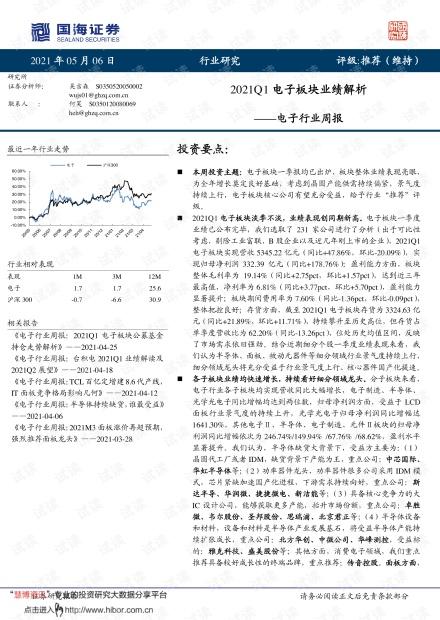 20210506-国海证券-电子行业周报:2021Q1电子板块业绩解析.pdf