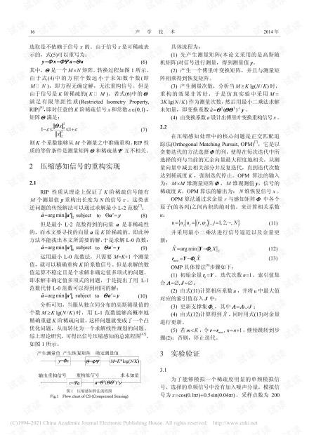 基于压缩感知的水声数据压缩与重构技术 (1).0003.pdf