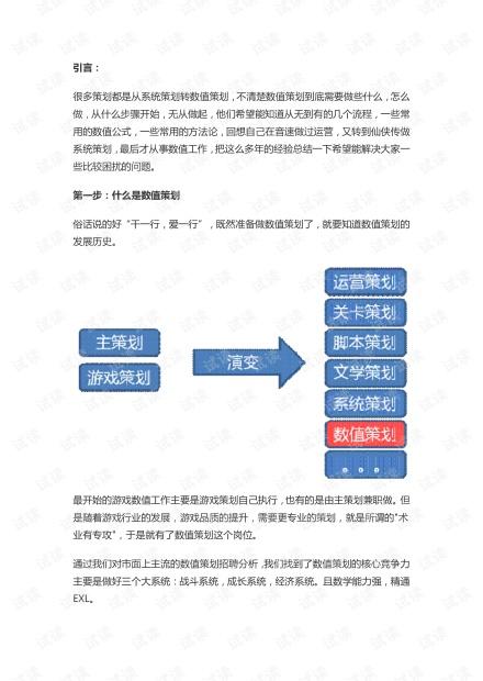 从无到有—七步教你做数值(基础篇).pdf
