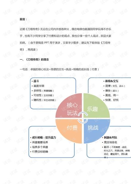 《刀塔传奇》设计浅析.pdf