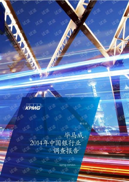 顶级投行、金融估值建模培训资料-中国银行业调查报告.pdf