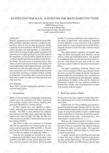 AN EFFICIENT PARALLEL ALGORITHM FOR SKEIN HASH FUNCTIONS.pdf