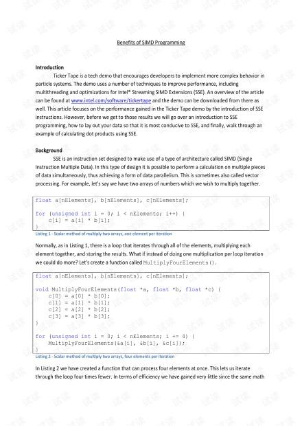 Benefits of SIMD Programming.pdf