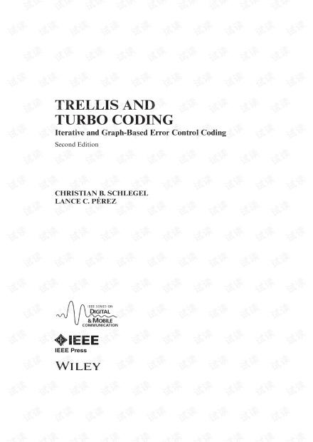 Trellis and Turbo Coding.pdf