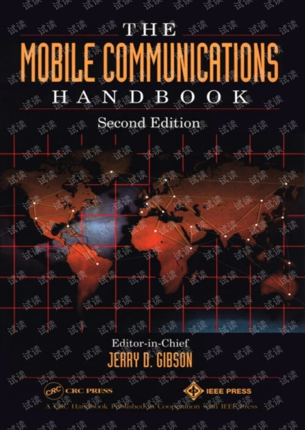 The Mobile Communications Handbook,2nd Edition