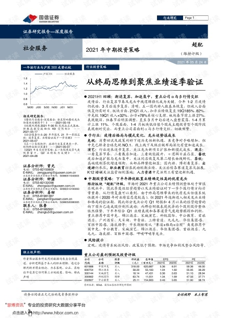 20210524-国信证券-社会服务行业2021年中期投资策略:从终局思维到聚焦业绩逐季验证.pdf