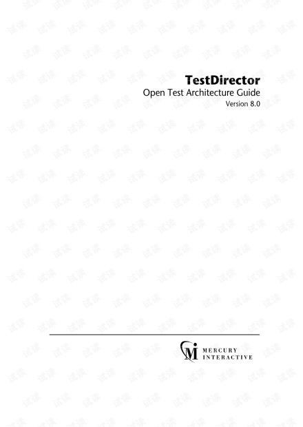 TD Open Test Architecture Guide V8.0.pdf