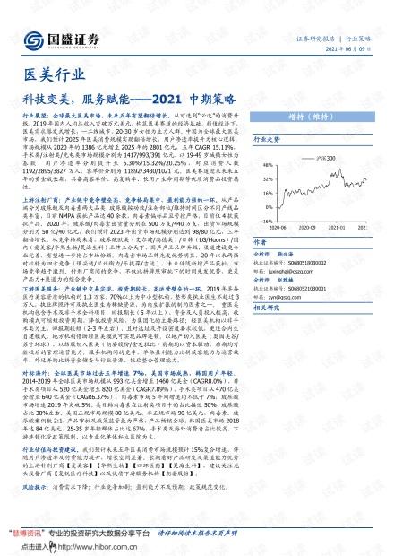 20210609-国盛证券-医美行业2021中期策略:科技变美,服务赋能.pdf