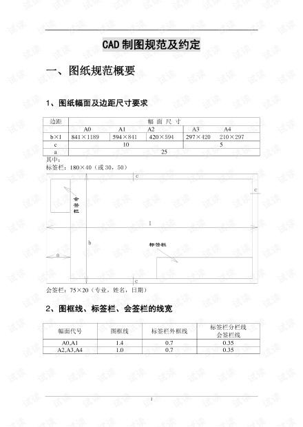 弱电制图规范及约定.pdf