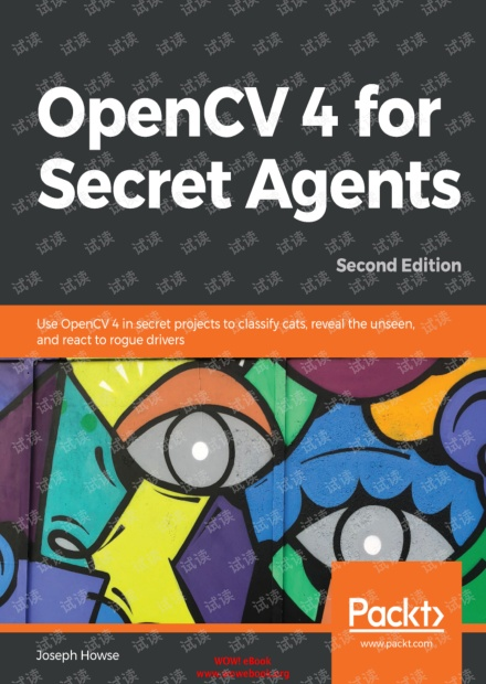 OpenCV 4 for Secret Agents – Second Edition.pdf