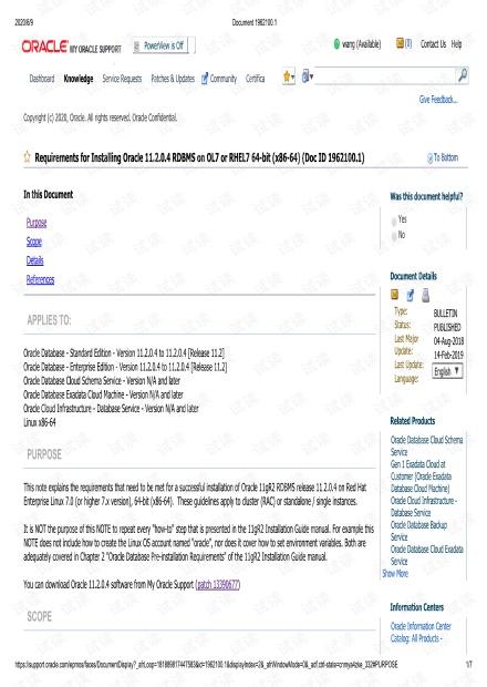 Oracle11g11.2.0.4.0安装前置要求 .pdf