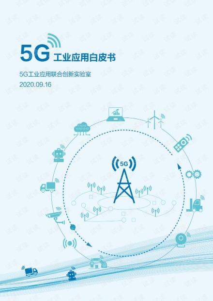 《5G工业应用白皮书》.pdf