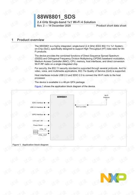 88W8801-SDS.pdf