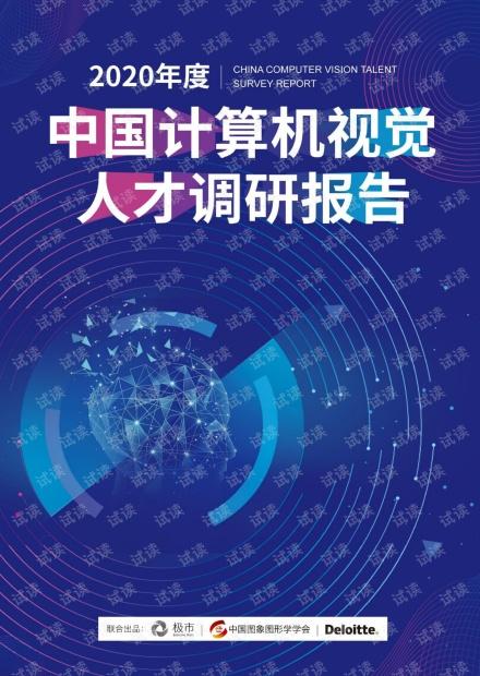 中国计算机视觉人才调研报告2020年.pdf.pdf