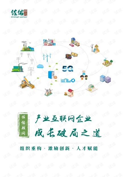 佐佑顾问-产业互联网企业成长破局之道-2020.12-30页.pdf