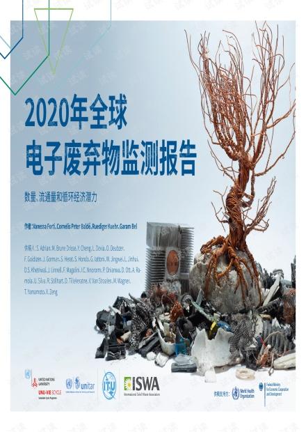 2020年全球电子废弃物监测报告.pdf