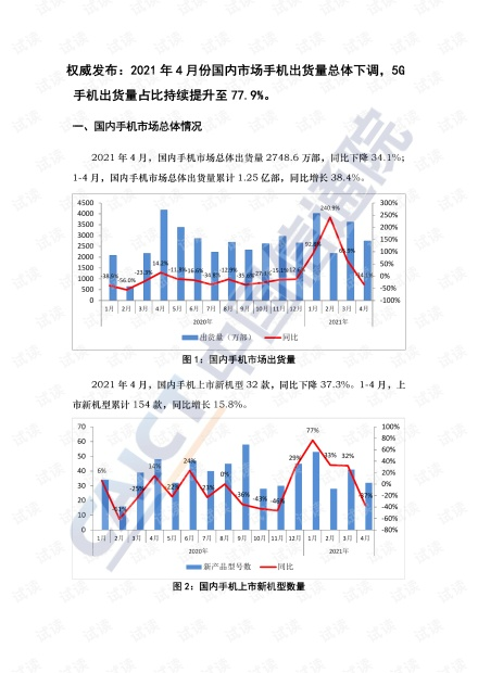 2021年4月国内手机市场运行分析报告(中文版).pdf