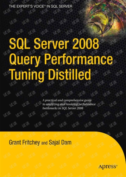 sql server 2008 query performance tuning distilled. pdf