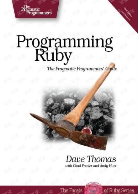 Pragmatic.Bookshelf.Programming.Ruby.1.9.Apr.2009