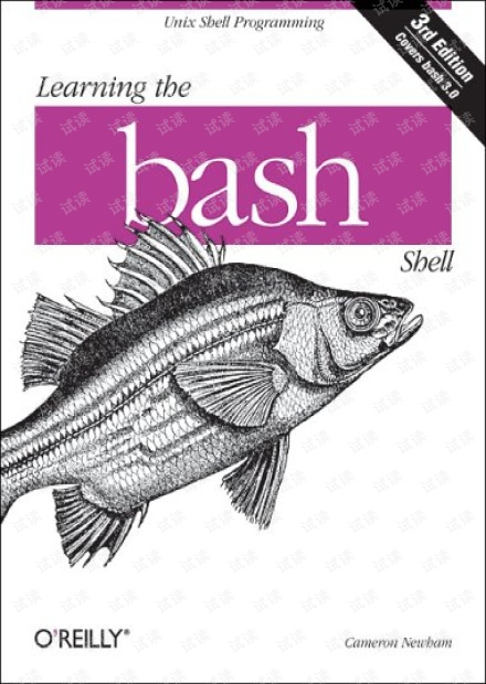 《Learning the bash Shell,3rd Edition,by Cameron Newham》.pdf