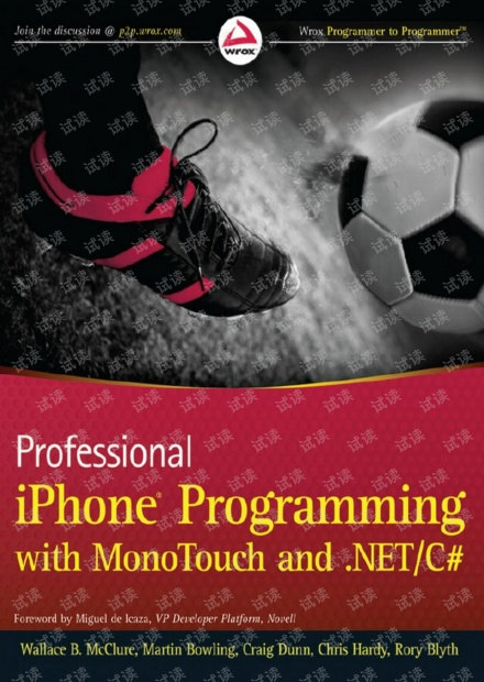 Professional iPhone® Programming with MonoTouch and .neT/C#