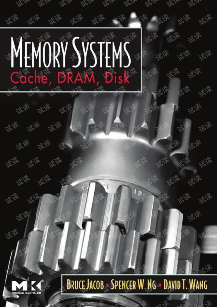 [book] Memory Systems --- Cache, DRAM, Disk