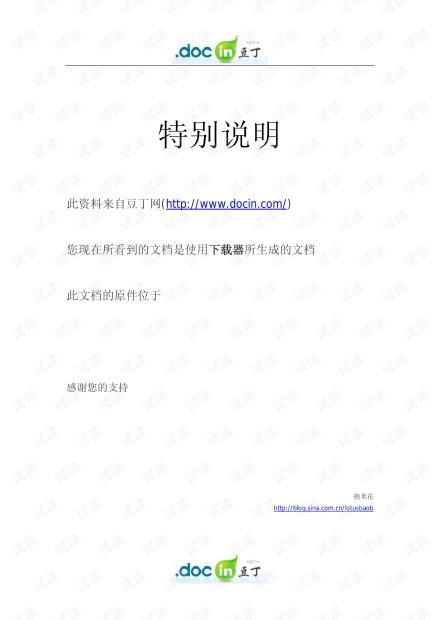 FLUKE180 189 数字万用表使用中文说明书