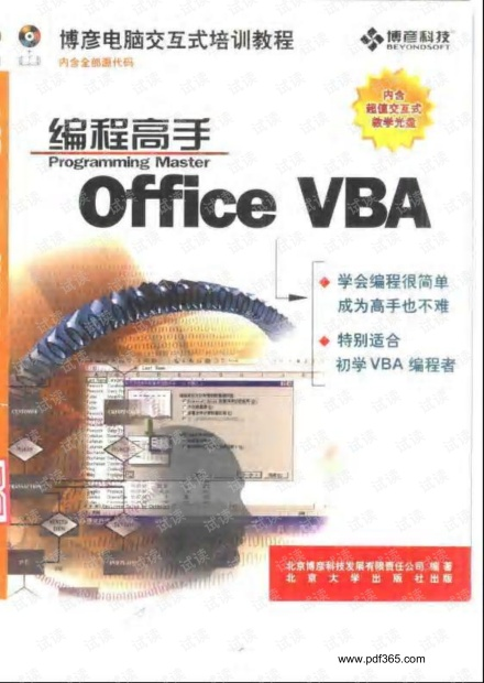 Office.VBA编程高手.pdf