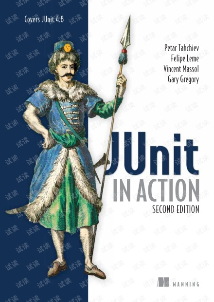 Manning.JUnit.in.Action.2nd.Edition.Jul.2010.pdf正式版