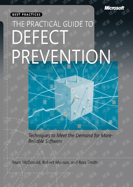 Microsoft - The Practical Guide to Defect Prevention.pdf