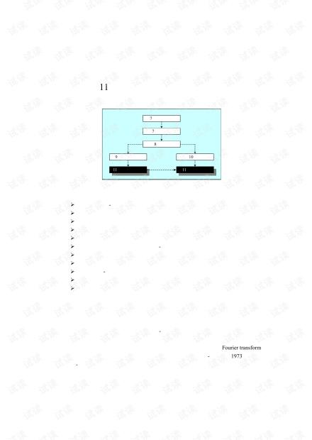 偏微分方程数值解法(PDF格式)