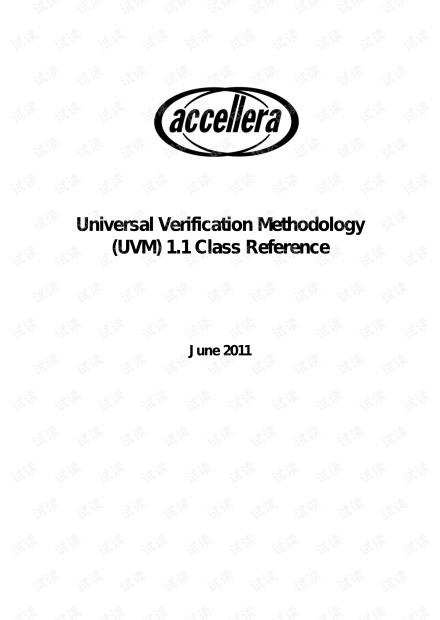 UVM_1.1_Class_Reference_Final_06062011