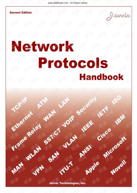 Network Protocols Handbook 2nd