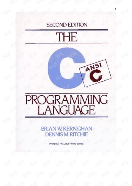 C程序设计语言(第2版·新版)_The_C_Programming_Language_英文.pdf
