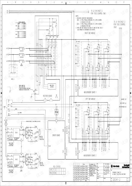 AB-700S变频器图纸