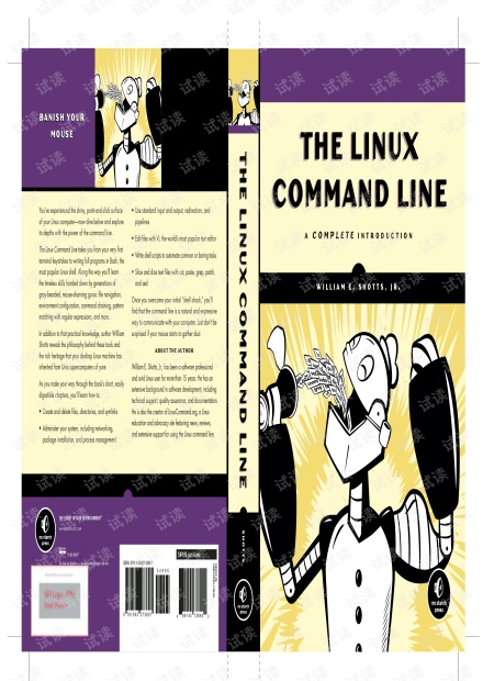 The.Linux.Command.Line.A.Complete.Introduction