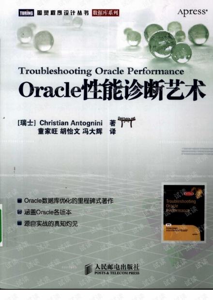 Oracle性能诊断艺术