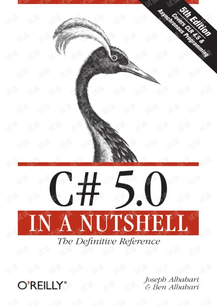 C# 5.0 in a Nutshell The Definitive Reference