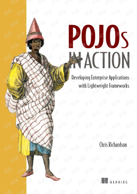 POJOs.in.Action
