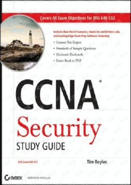 Sybex - CCNA Security Study Guide Exam 640-553(2010).pdf